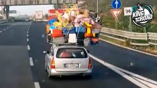 What's wrong with them?/Car fails #7 August 2020/Idiot drivers