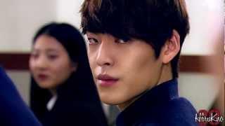 "Heungsoon AU | ""Falling' a thousand feet per second"""