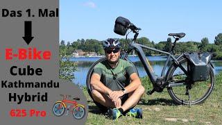 Familienzuwachs I Mein erstes E-Bike I Cube Kathmandu Hybrid