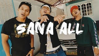 SANA ALL - Team MOS (ft. Boardz, Cjohn & Zen) [Official Music Video]