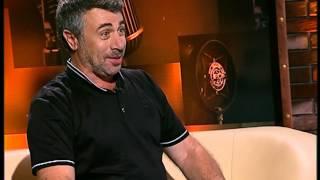 Евгений Комаровский в ток-шоу 15 минут до завтра