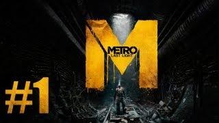 Метро: Луч Надежды / Metro: Last Light - Прохождение [#1]