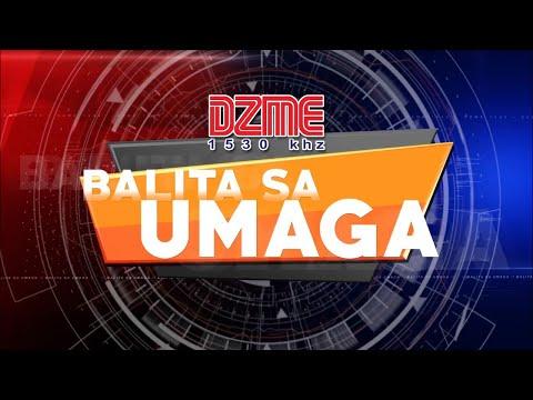 Balita sa Umaga - Kasama si Harley Valbuena (October 18, 2019)