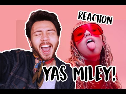 REACCIÓN A 'MOTHER'S DAUGHTER' - MILEY CYRUS | Niculos M