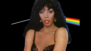 Donna Summer & Pink Floyd ~ Sunset People The Dark Side Of The Disco Version