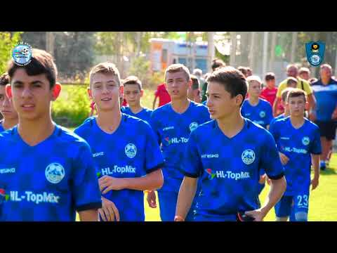 JUNIOR*S CUP 2018 Albena - Bulgaria Born 2005 & 2007 first part