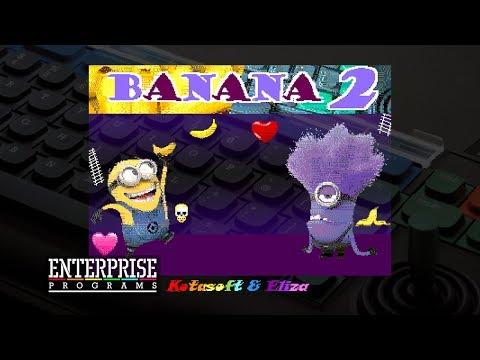 Banana 2 (Enterprise 128k game)