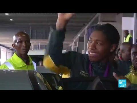 South African runner Caster Semenya's appeal against IAAF starts