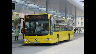 preview picture of video '[Sound] Bus Mercedes O 530 (E-AM 821) der Fa Omnibusbetriebe Mesenhohl GmbH & Co KG, Essen'