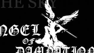 ANGEL OF DAMNATION - Warning from the sky