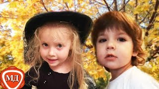 ДЕТИ ПУГАЧЕВОЙ И ГАЛКИНА: Осень 2017 - все осенние видео про Лизу и Гарри!