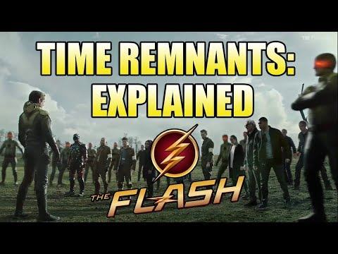 The Flash: Time Remnants Explained