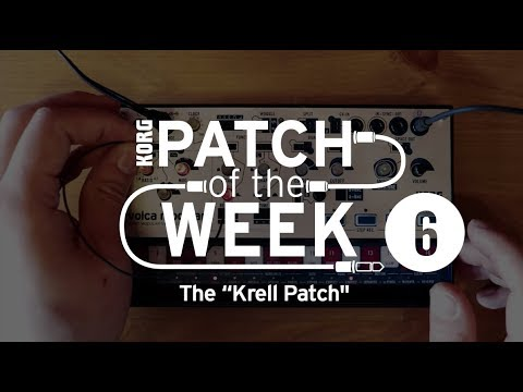 "volca modular Patch of the Week 6: The ""Krell Patch"""