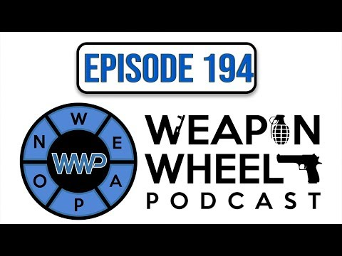 Nioh 2 | Sonic Racing | Rage 2 | Modern Warfare | Gears 5 | Game Tariffs - Weapon Wheel Podcast 194