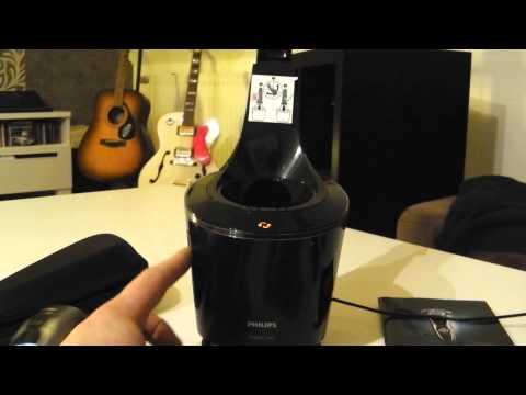 Mario testet: Philips Shaver Series 9000, S9711, Erklärung zum Rasierer und Zubehör