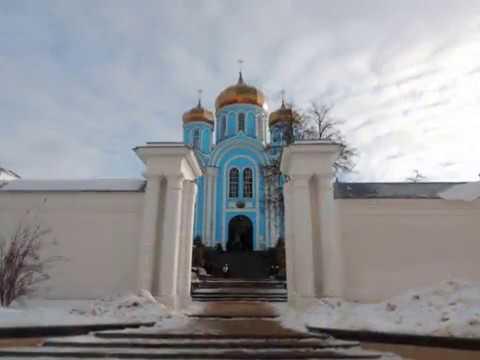 Храме виктора-воина дамасского