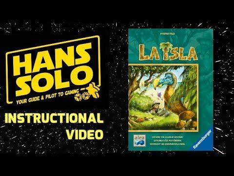 Hans Solo: La Isla