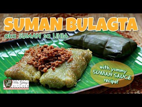 Download SUMAN BULAGTA Or SUMAN Sa LIHIA (Mrs.Galang's Kitchen S6 Ep6) HD Mp4 3GP Video and MP3