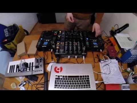 Behringer DJX 900 USB & Gemini CDJ 650   Pascal Rubinstein Mix