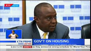 Kenyans to benefit from renewed effort of government on housing