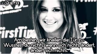 Ashley Tisdale - Time's Up (Deutsche Übersetzung)