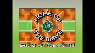 Boston Celtics - Home of the Brave - 1986-87 NBA Season