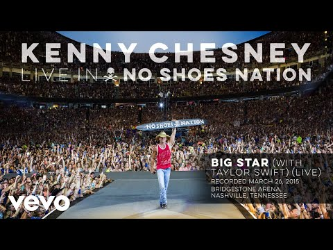 Kenny Chesney - Big Star (Live With Taylor Swift) (Audio)