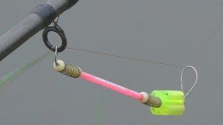 Летняя рыбалка на поплавковую удочку и пружину