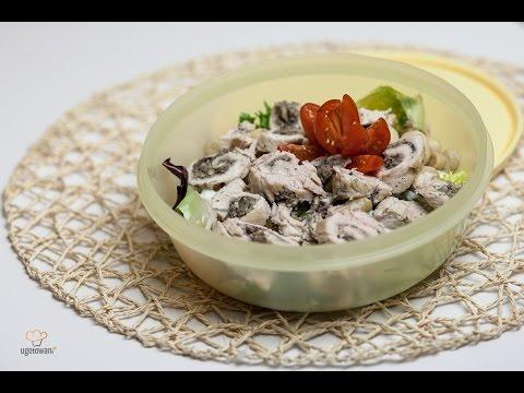 Diety dla utraty wagi z Siergiejem Agapkina