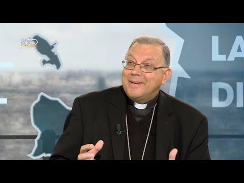 Mgr Jean-Paul Gusching - diocèse de Verdun