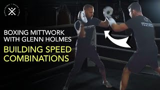 Video: Boxing Mittwork | Combinations For Speed