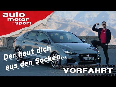 HYUNDAI i30 Fastback N PERFORMANCE: Die anderen haben Tanzverbot! Vorfahrt   auto motor und sport