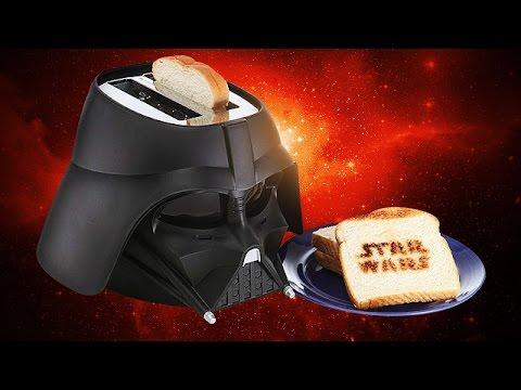 , Star Wars Darth Vader Toaster