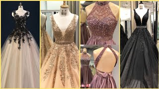 Gorgeous Long Tulle Prom Dresses 2019 | Lace Beaded Women Party Dresses
