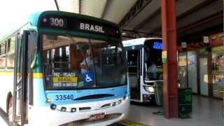 preview picture of video 'Bus to Cataratas del Iguazu - Puerto Iguazu - Argentina'
