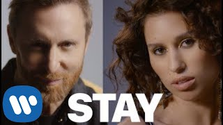 David Guetta Feat Raye   Stay (Don't Go Away) (Official Video)