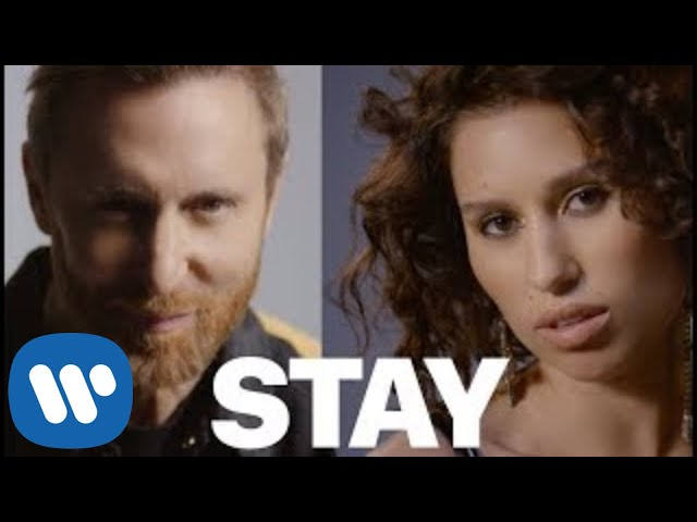 Stay (Don't Go Away) (Feat. Raye) - DAVID GUETTA