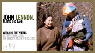 John Lennon - Watching The Wheels