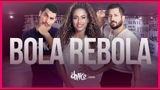 Bola Rebola - Tropkillaz, Anitta, J Balvin E MC Zaac   FitDance TV (Coreografia Oficial)