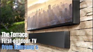 Samsung's The Terrace First Outdoor TV Review