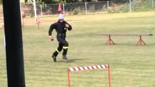 preview picture of video 'Bieg sztafetowy O.S.P. Skalbmierz - Zawody Miejsko - Gminne 2014-06-22'