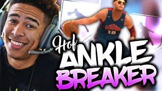 NBA 2K17 - HOW TO GET HOF ANKLE BREAKER BADGE! ANKLE BREAKER BADGE TUTORIAL & TIPS