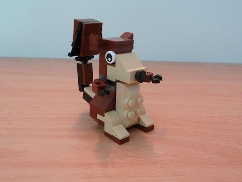 Vidéo LEGO Creator 31019 : Les animaux de la forêt