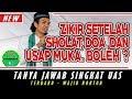 Zikir Setelah Sholat, Tasbih dan Usap Muka - Ustadz H. Abdul Somad Lc,.MA