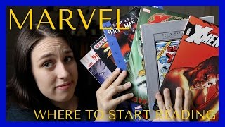 Where to start reading Marvel Comics