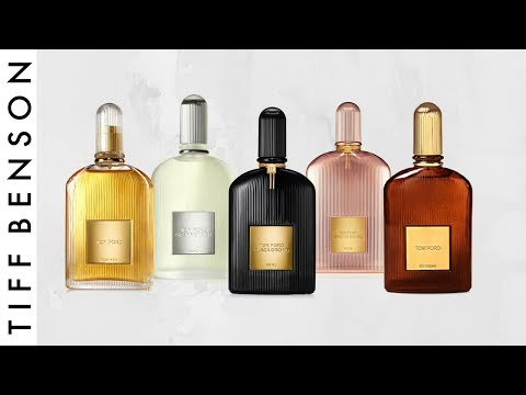 Tom Ford Black Orchid, Tom Ford Perfume, Grey Vetiver & More | FABULOUS 5 FRAGRANCES