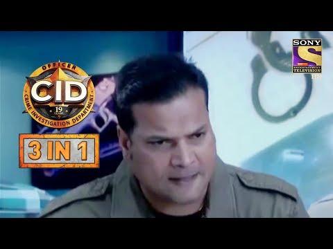 CID | Episodes 812 To 814 | 3 In 1 Webisodes