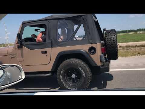 2000 Jeep WRANGLER SPORT in Big Bend, Wisconsin - Video 1