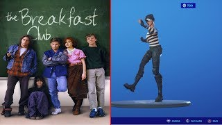 The Breakfast Club Dance Just Got Added To Fortnite!