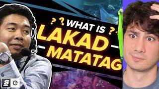 What is Lakad Matatag? Reacting To The Filipino Dota 2 Meme